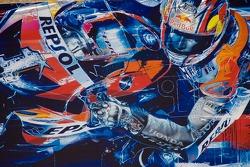 2007 Red Bull MotoGP Art