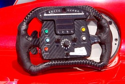 Champ Car steering wheel of Justin Wilson
