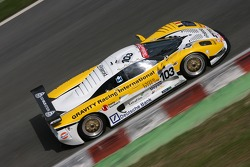 #103 Gravity Racing International Mosler MT 900: Vincent Radermecker, David Dermont, Olivier Muytjens, Loris De Sordi