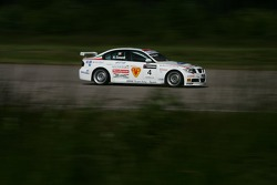 Alex Zanardi, BMW Team Italy-Spain, BMW 320si WTCC