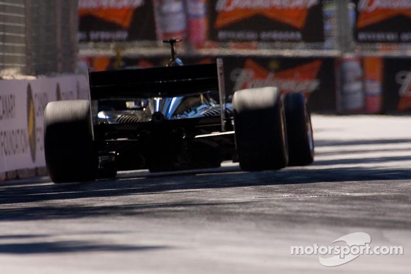 Champ Car practice