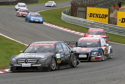 Mika Hakkinen, Team HWA AMG Mercedes, AMG Mercedes C