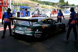 #23 Aston Martin Racing BMS Aston Martin DBR9