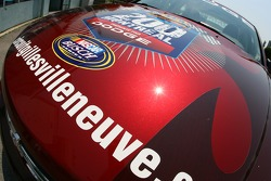 Pre-event press conference: Dodge Avenger pace car for the NAPA Auto Parts 200 presented by Dodge