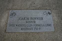 Watkins Glen racing walk of fame