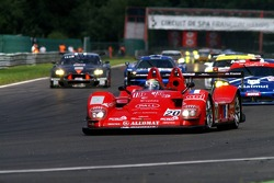#20 Pierre Bruneau Pilbeam MP93-JUDD: Marc Rostan, Pierre Bruneau, Simon Pullan