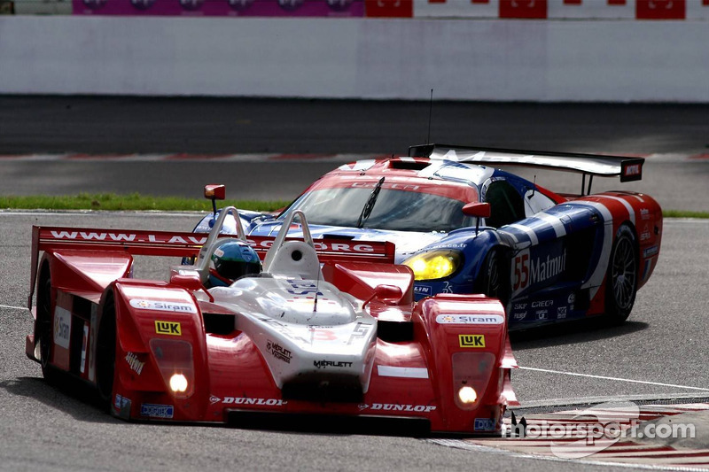 #3 Scuderia Lavaggi Lavaggi LS1-Ford: Giovanni Lavaggi Wolfgang Kaufmann
