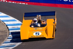 Chris MacAllister, 1971 McLaren M8F