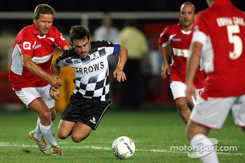 Fernando Alonso, McLaren Mercedes , F1-Team vs All Star Team, Football match, Galatasaray