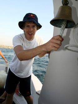 Sebastian Vettel, Scuderia Toro Rosso at the Red Bull Aqua Battle