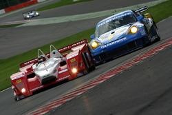 #3 Scuderia Lavaggi Lavaggi LS1-Ford: Giovanni Lavaggi, Wolfgang Kaufmann