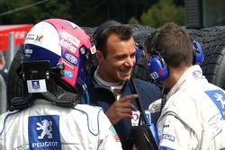 Pedro Lamy and Stéphane Sarrazin
