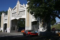 #144 Davis Motorsports Acura TSX: Bob Endicott, Ken Dobson
