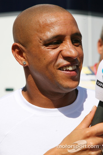Roberto Carlos, ex-football player