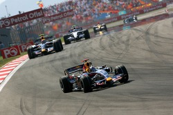 David Coulthard, Red Bull Racing, RB3, Mark Webber, Red Bull Racing, RB3