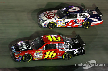 Greg Biffle and David Ragan
