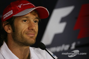 FIA press conference: Jarno Trulli, Toyota Racing