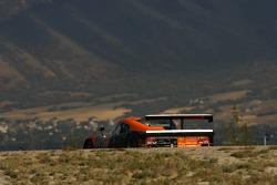 #60 Michael Shank Racing Lexus Riley: Mark Patterson, Oswaldo Negri, Justin Wilson