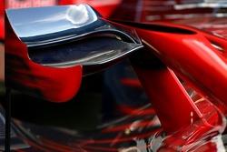 Scuderia Toro Rosso wing detail