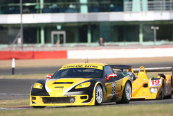 #89 Markland Racing Corvette C6 Z06: Henrik Moller Sorensen, Kurt Thiim