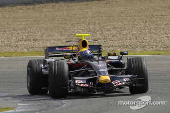 Mark Webber, Red Bull Racing,