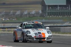 #49 Marcus Motorsports Porsche 997: Spencer Pumpelly, Jim Lowe, Darren Law