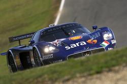 #11 Scuderia Playteam Sarafree Maserati MC 12: Andrea Bertolini, Andrea Piccini