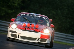#38 Team Parker Racing Porsche 997: Chris Cooper, Guy Spurr, Chris Harris
