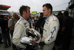 Romain Dumas and Marc Lieb