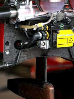 Scuderia Ferrari, Technical Detail