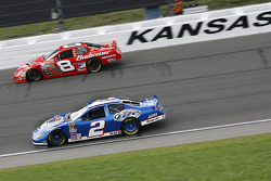Kurt Busch and Dale Earnhardt Jr.