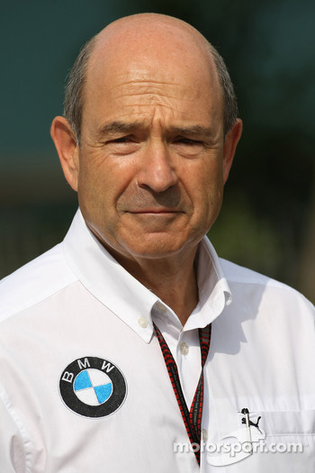 Peter Sauber, BMW Sauber F1 Team, Team Advisor