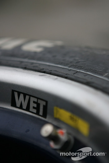 Wet Weather Tyres