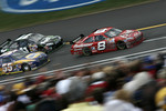 Dale Earnhardt Jr. leads the field