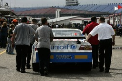 unicef Toyota is pushed at tech inspection