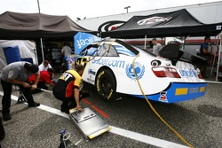 unicef Toyota crew members at work