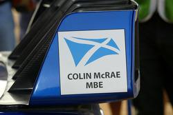 Subaru World Rally Team remembers Colin McRae