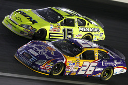 Jamie McMurray and Paul Menard