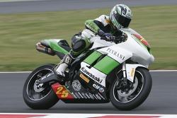 25-Ryan Taylor-Kawasaki ZX 6R-Team Lightspeed Kawasaki Supported