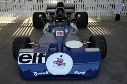 Tyrrell 001, Jackie Stewart