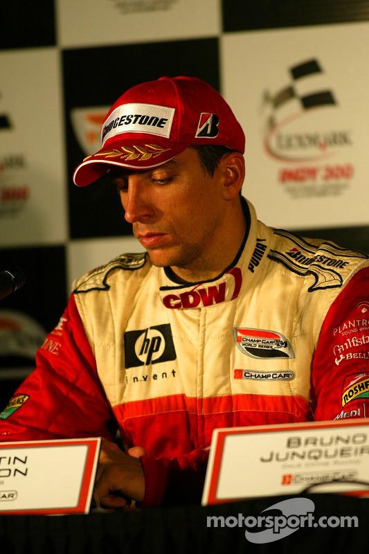 Press conference: Justin Wilson (RuSport)