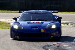 #19 PSI Experience Corvette C5R: Loïc Deman, Stephan Van Campenhoudt