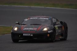 Coppa Shell race 1: P. Kralev