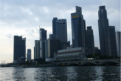 Singapore atmosphere