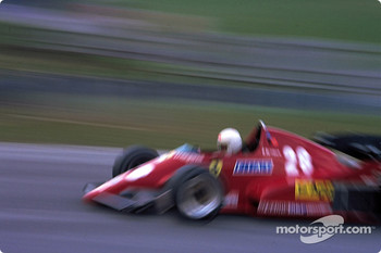 Ren Arnoux, Ferrari 126C2B