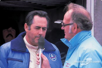 Jack Brabham interviewed