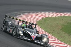 #45 Embassy Racing Radical SR9 - Judd: Warren Hughes, Darren Manning, Mario Haberfeld