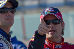 Jimmie Johnson and Jeff Gordon