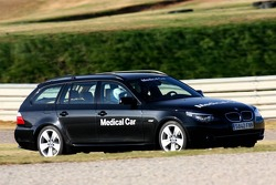 BMW Medical Car
