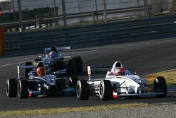 Philipp Eng, Mücke Motorsport and Josef Kral, Mücke Motorsport